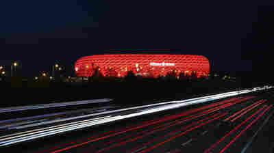 German Stadiums Will Show Their Rainbow Colors To Support Hungary's LGBTQ Community