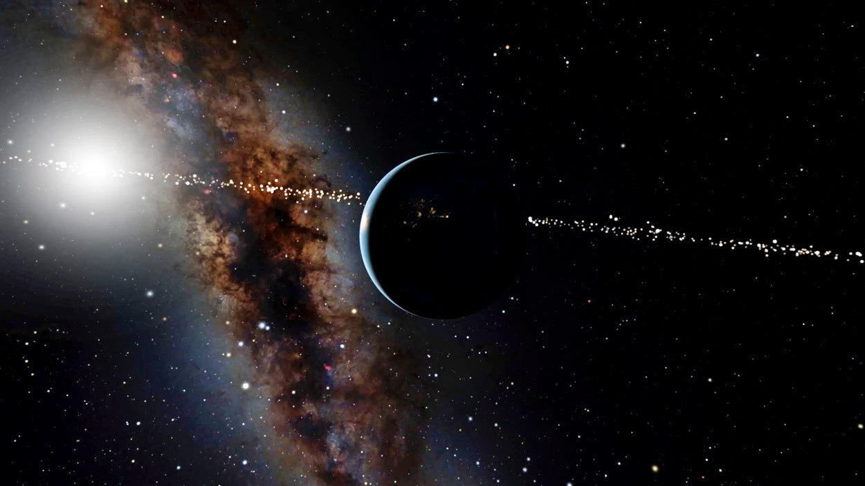 Alien Planet-Hunters In Hundreds Of Nearby Star Systems Could Spot Earth