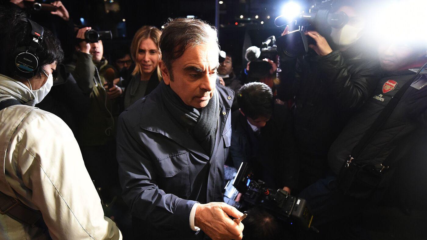 Corporate Fugitive: Carlos Ghosn