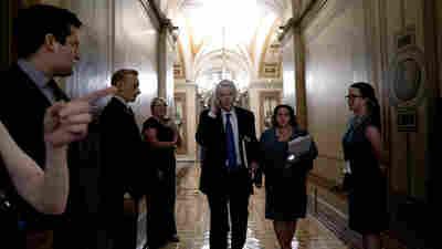 With Progress Toward Infrastructure Deal, Biden Invites Senators For New Talks