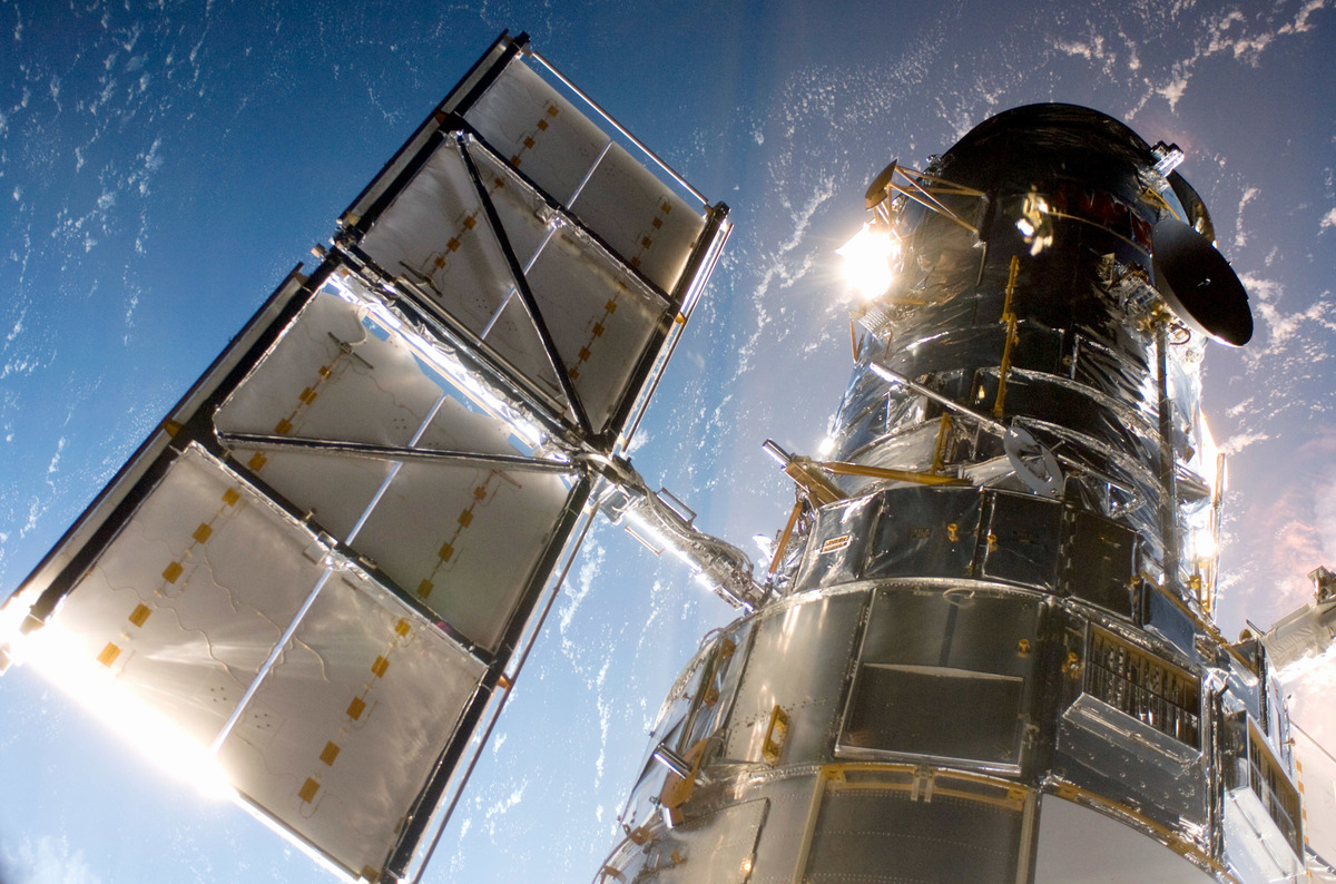 - gettyimages 87432557 custom e8efccf9be9ceee118907367291a640f5e1814e4 s1200 - NASA Probes Computer Outage On Hubble Space Telescope : NPR