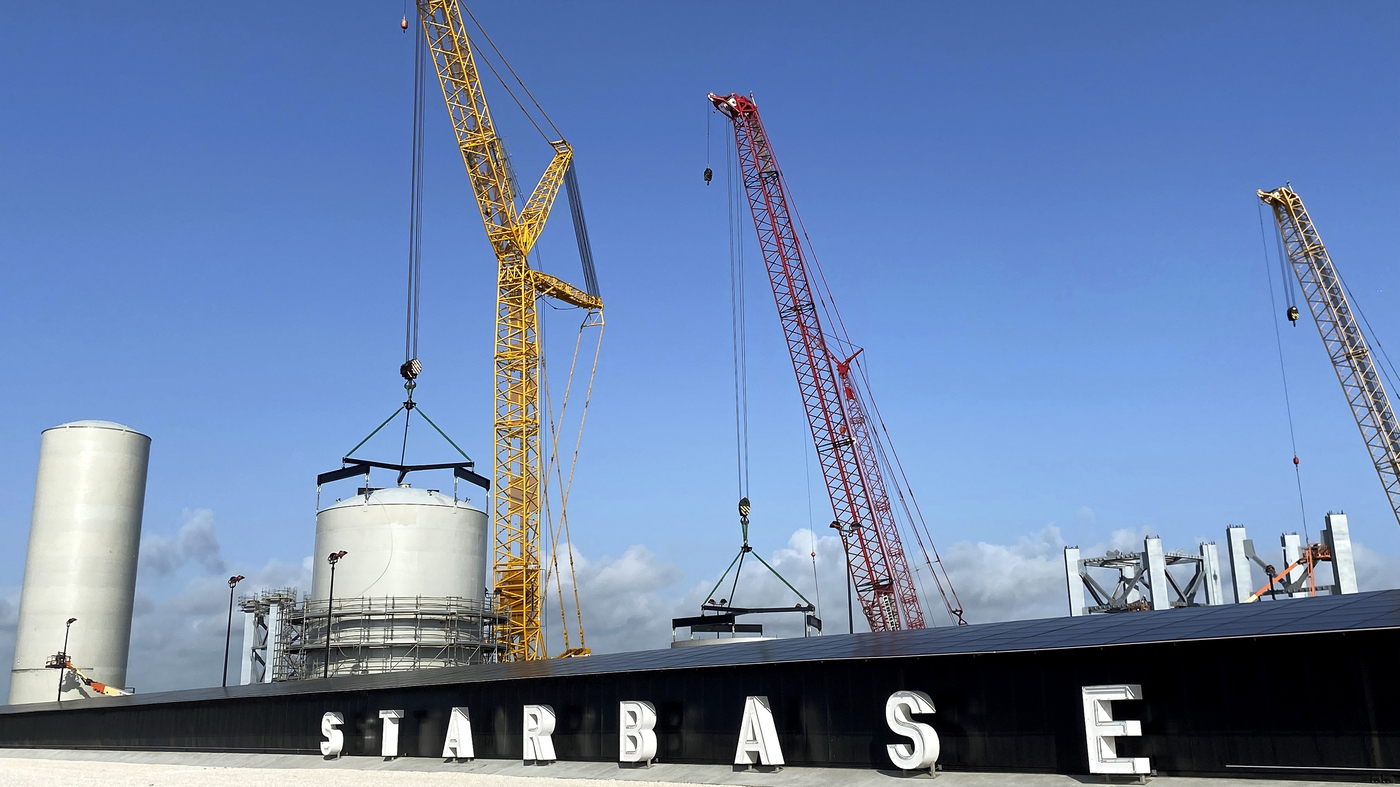New SpaceX Rocket Factory Coming To Starbase!