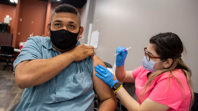 D.C. Region Surpasses White House Goal With 70% Of Adults Partially Vaccinated