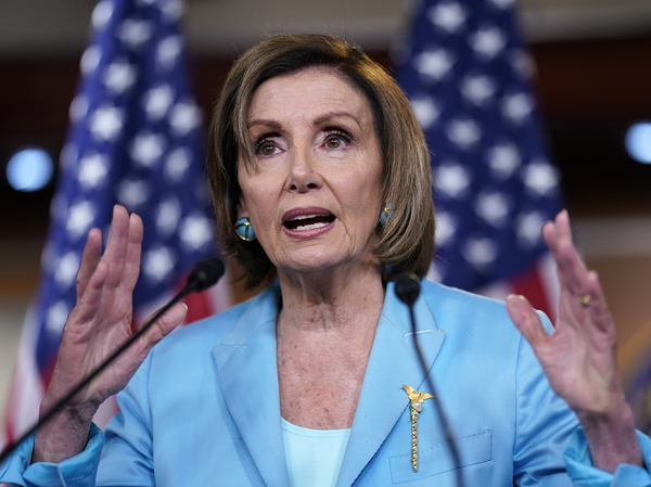 House Speaker Nancy Pelosi, D-Calif., decided to create a select committee to investigate the January 6 insurrection after a bipartisan bill to set up an outside commission was filibustered by Senate Republicans.