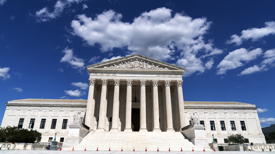 The U.S. Supreme Court left intact the nationwide moratorium on evictions put in place by the CDC until July 31. (Jose Luis Magana/AP)