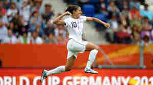 At 39, Carli Lloyd Will Be The Oldest U.S. Women's Team Player To Go To The Olympics