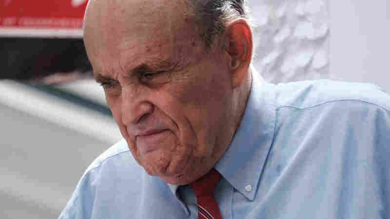 N.Y. State Court Suspends Giuliani From Practicing Law Over 2020 Vote Fraud Claims