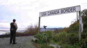 The Line Americans And Canadians Can't Cross