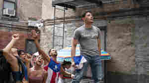Fresh Air Weekend: Anthony Ramos, 'Luca,' 'Undine' And Renée Elise Goldsberry