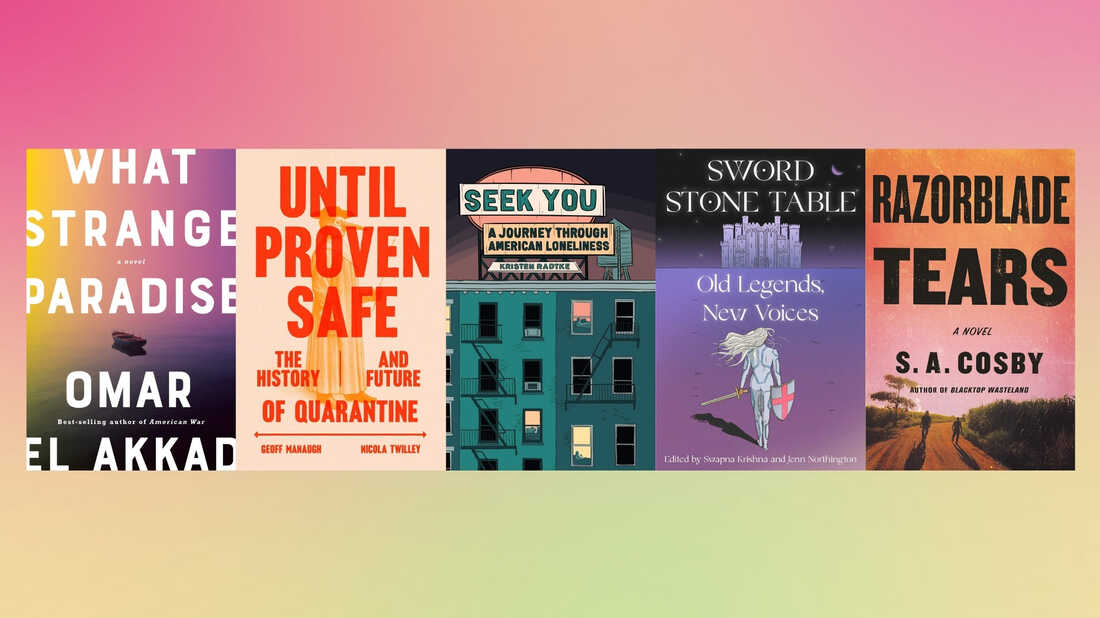 July books we're excited about!