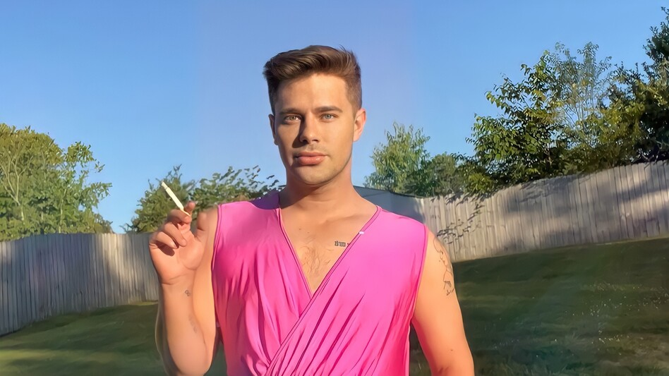 """Over the last few days, it's been said a lot on Twitter: """"Chris Crocker was right."""" But as Crocker explained during a recent interview with NPR, they don't want to be right, and it's not about them at all. (Chris Crocker)"""