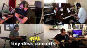 Carrtoons, Kaelin Ellis, Kiefer and The Kount: Tiny Desk (Home) Concert