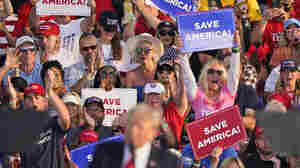 With Trump Holding Rallies Again, The Shadow 2024 Republican Campaign Continues