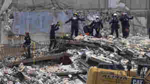 Rescuers Recover Additional Body From Florida Building Collapse, Death Toll At 5