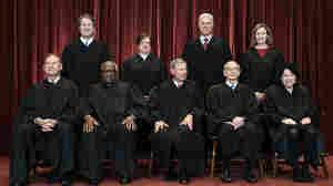 Supreme Court Revives An Excessive Force Case; Thomas Rails Against Marijuana Laws