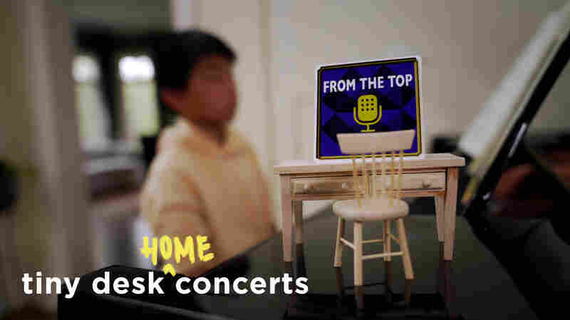 From The Top: Tiny Desk (Home) Concert