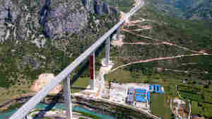 How A Chinese-Built Highway Drove Montenegro Deep Into Debt