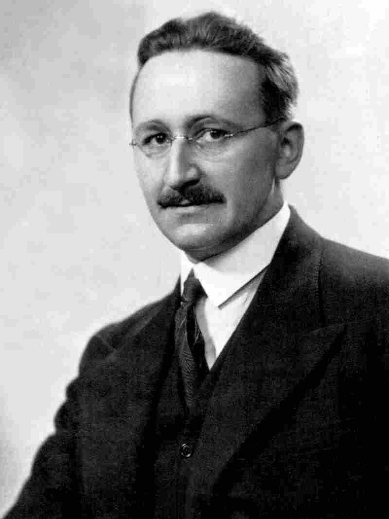 Friedrich von Hayek in the late 1930s. Hayek founded the Pilgrim Mountain Society and was one of the first leaders of neoliberal thought.