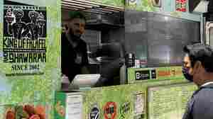 Wall Street Bosses Want Their Workers Back. That's Good For The King Of Falafel