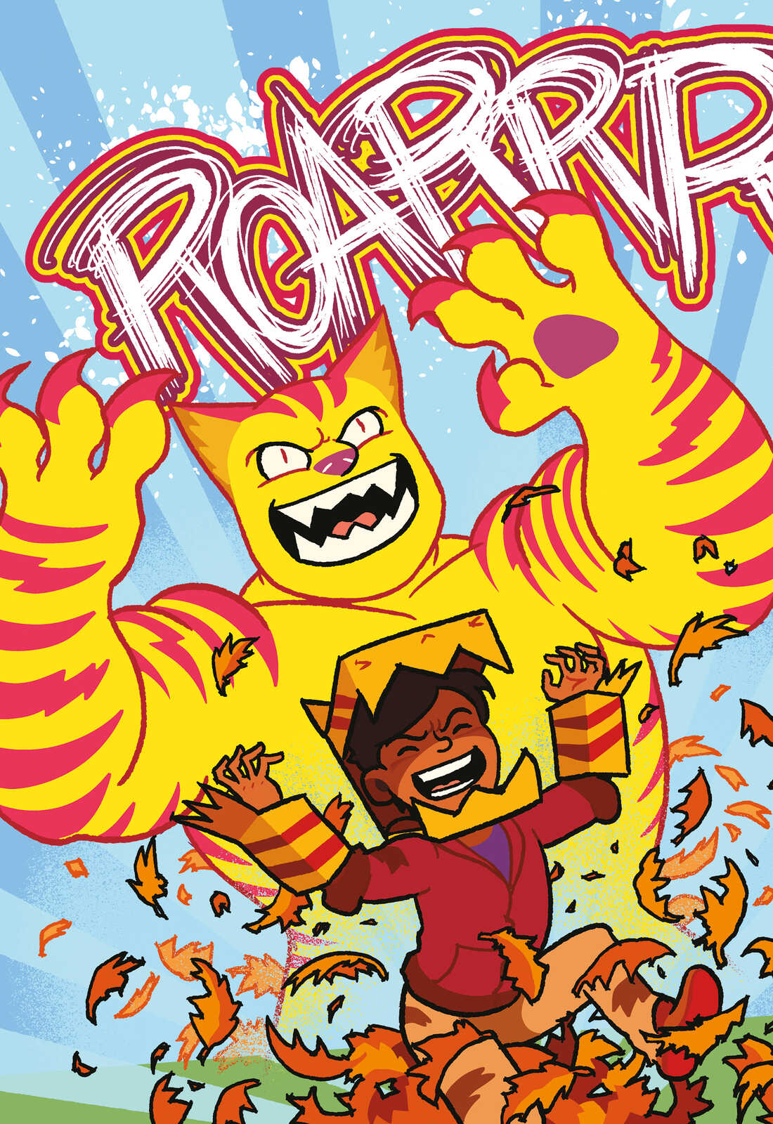 From Cardboard Kingdom: Roar of the Beast by Chad Sell