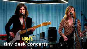 Sleater-Kinney: Tiny Desk (Home) Concert