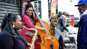 Bassist Endea Owens Cooks Up Jazz For The Community