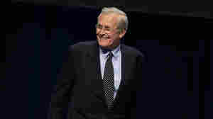 Donald Rumsfeld, The Controversial Architect Of The Iraq War, Has Died