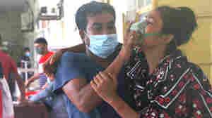 Bangladesh Locks Down As Daily COVID Cases Quintuple