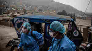 From Money To Monsoons: Obstacles Loom For Countries Awaiting Vaccine Doses