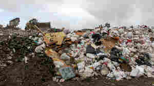 Your Trash Is Emitting Methane In The Landfill. Here's Why It Matters For The Climate