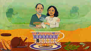 Numi Organic Tea: Reem Hassani and Ahmed Rahim