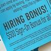 Bonus Masuk $500 Untuk Mengirim Pizza?  Inilah Yang Perlu Diketahui Tentang Insentif Perekrutan