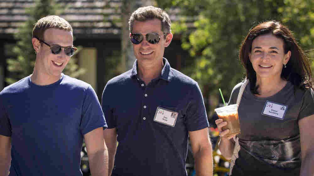 Moguls, Deals And Patagonia Vests: A Look Inside 'Summer Camp For Billionaires'