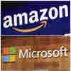 Pentagon Scraps $10 Billion Contract With Microsoft, Bitterly Contested By Amazon