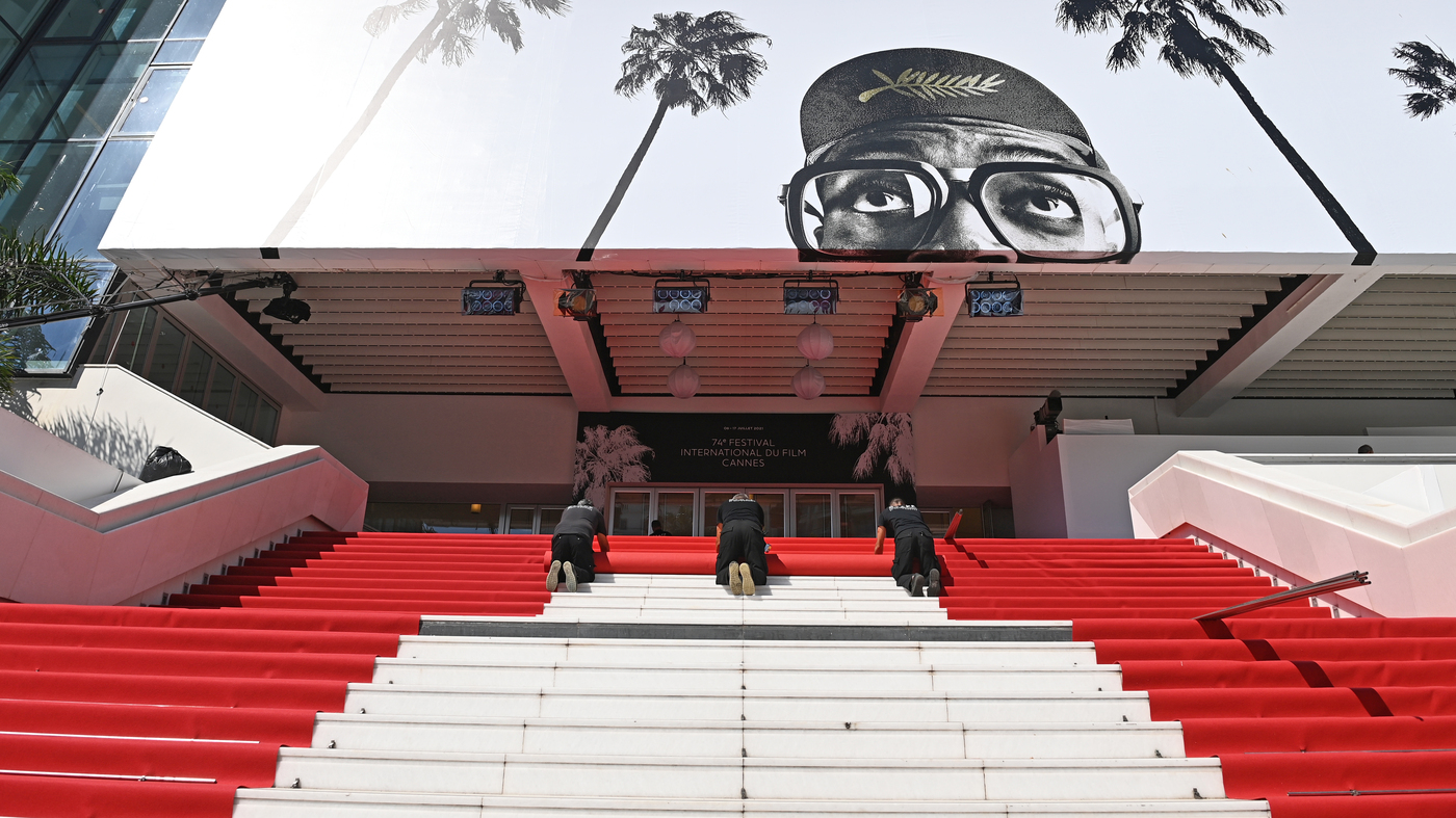 Cannes Film Festival rolls out red carpet after COVID-19 cancellation: NPR
