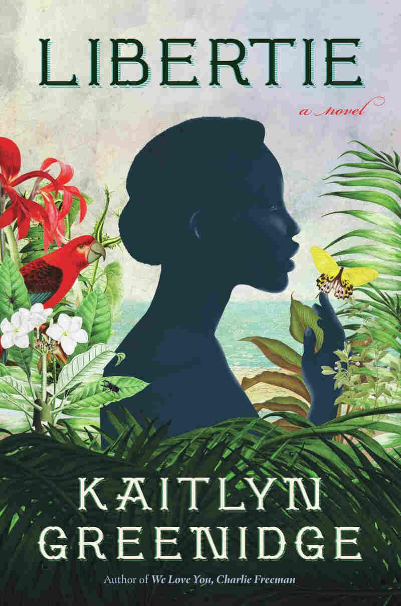 """""""Libertie"""" book cover"""