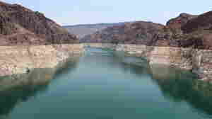 Amid A Megadrought, Federal Water Shortage Limits Loom For The Colorado River
