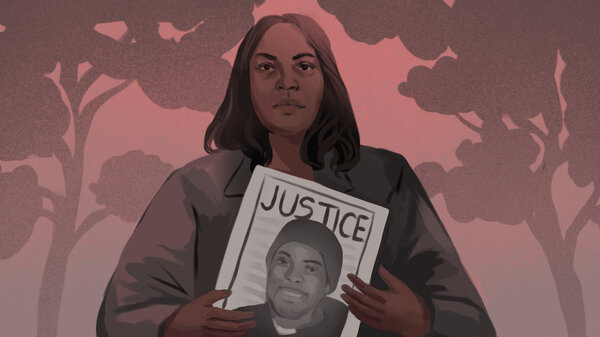 Rev. Wanda Johnson's son, Oscar Grant, was shot and killed by a Bay Area Rapid Transit police officer on January 1, 2009. The recordings of the internal investigation were not released until this year.