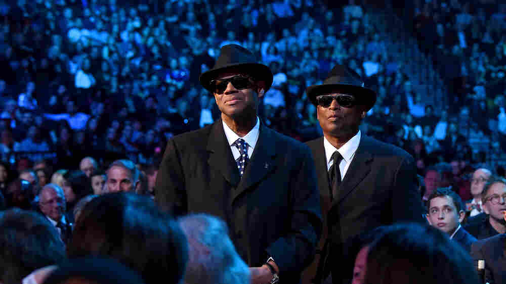 Jimmy Jam And Terry Lewis, Legendary Hitmakers, Release Their First Album