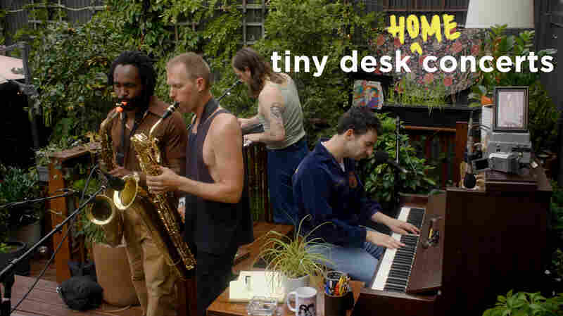 Bleachers: Tiny Desk (Home) Concert