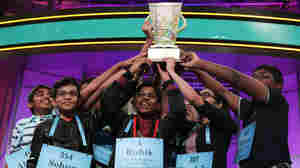 After Being Sidelined By The Pandemic, The Spelling Bee Makes Its Great R-E-T-U-R-N