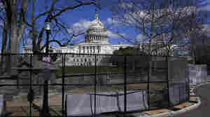 6 Months After The Insurrection, The Remaining Capitol Fencing Comes Down