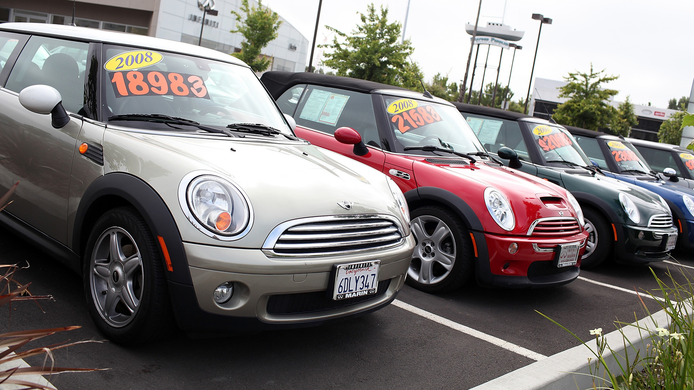 Used Car Silver Lining: Indicators Of The Week