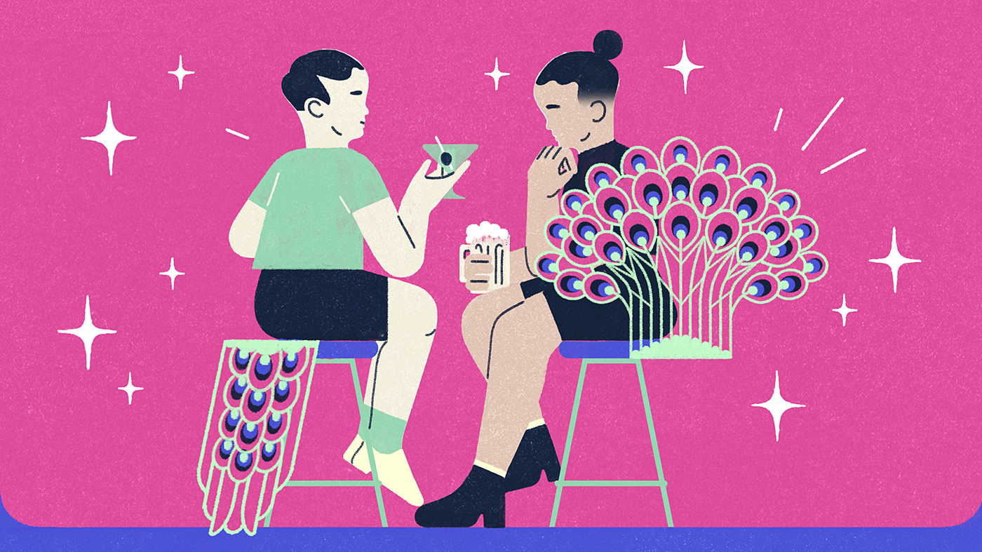 Flirting Advice That Will Help You Talk To Anyone