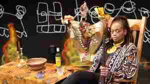 Meet Oakland's First Poet Laureate: Dr. Ayodele 'WordSlanger' Nzinga