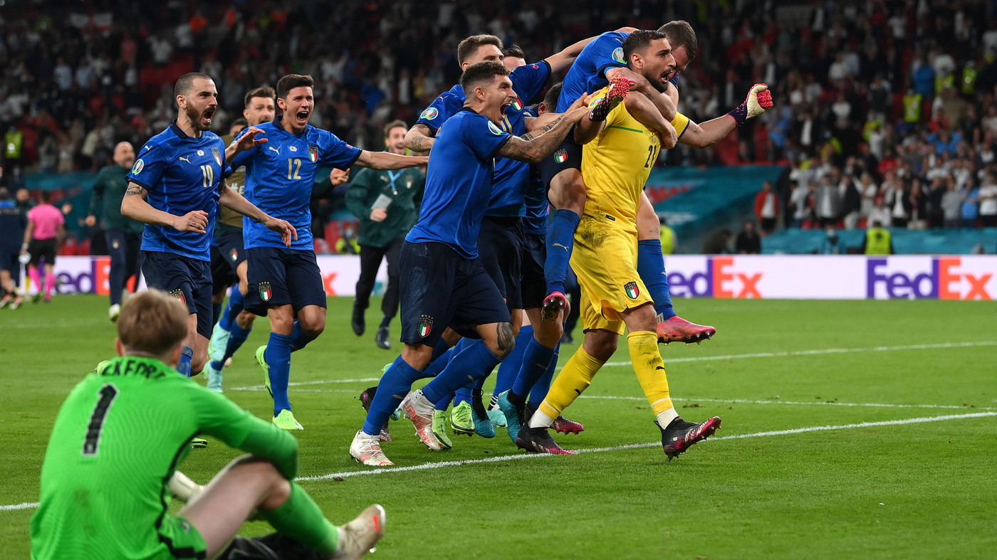 Italy Defeats England In Emotional Battle For European Soccer Championship