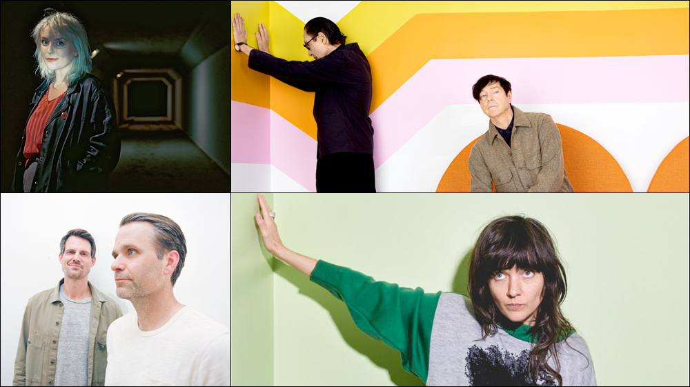 New Mix: Courtney Barnett, Ben Gibbard And Tycho, Sparks, More