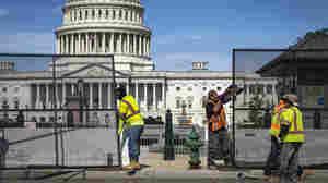 Senators Unveil Competing Funding Proposals For Capitol Police Now Short On Cash