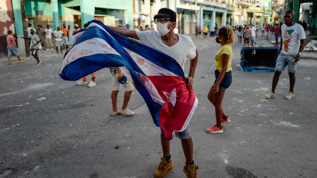 The Hip-Hop Song That's Driving Cuba's Unprecedented Protests