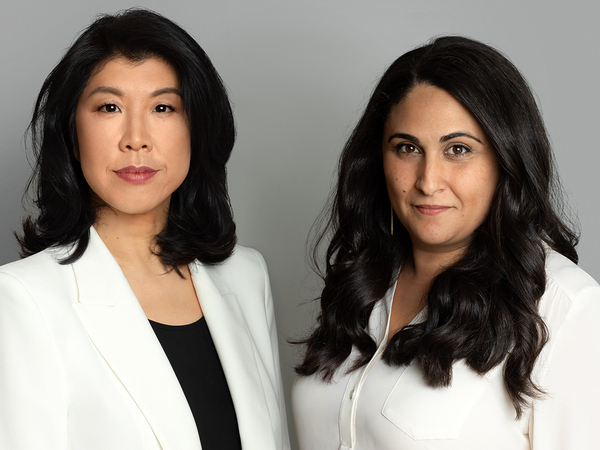 New York Times journalists Cecilia Kang (left) and Sheera Frenkel are co-authors of An Ugly Truth.